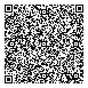 QR-код контактной информации ИСБД